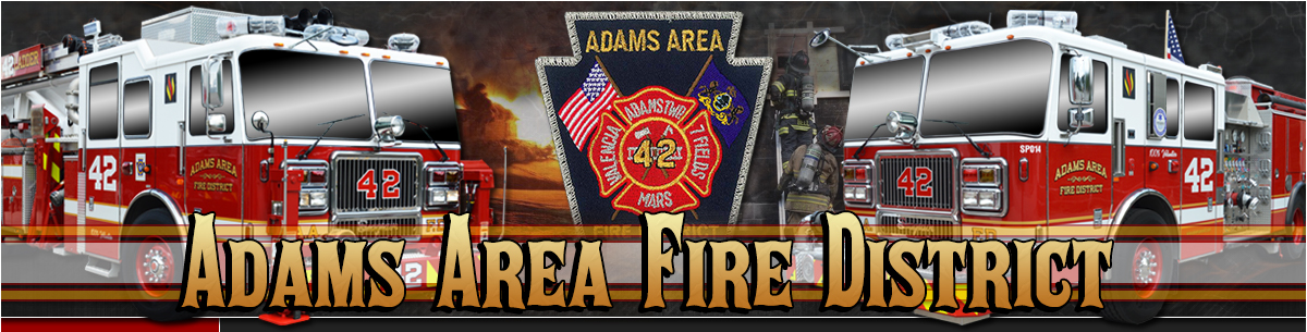 Adams Area Fire District