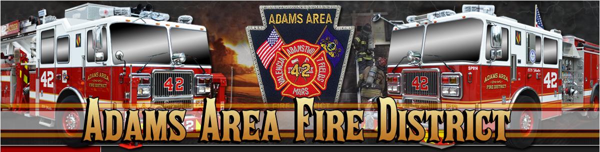 Adams Area Fire District